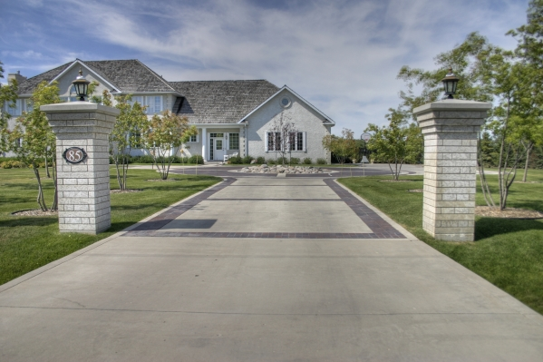 Luxurious Driveway by J&D Penner