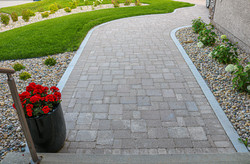 Sidewalk Project by J&D Penner, Winnipeg