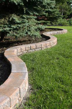 Retaining Wall by J & D Penner