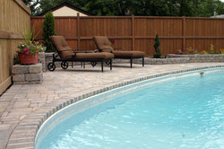 Pool Designed and Constructed by J&D Penner Winnipeg