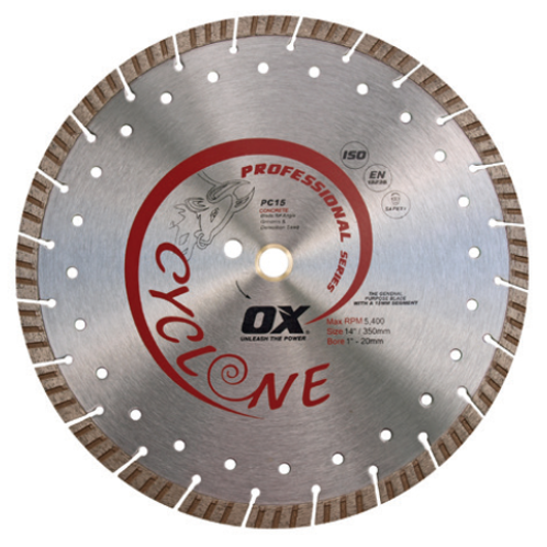 PRO SERIES DIAMOND BLADE PC15