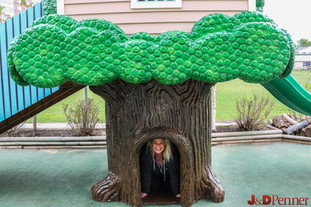 Tree Home by J&D Penner