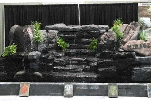 Waterfall Prototype 2
