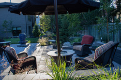 Patio Designed and Build by J&D Penner, Winnipeg, Manitoba