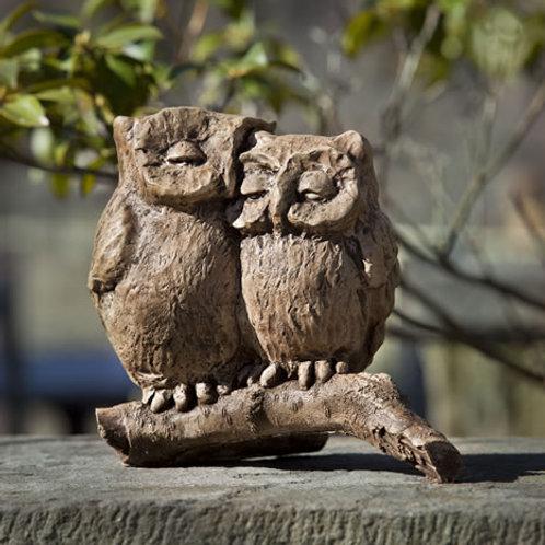 Honeymoon Owls