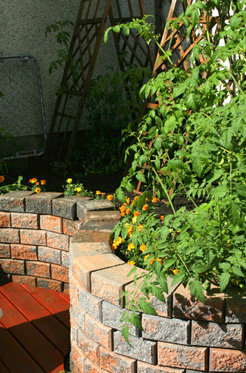 Retaining Wall in Winnipeg