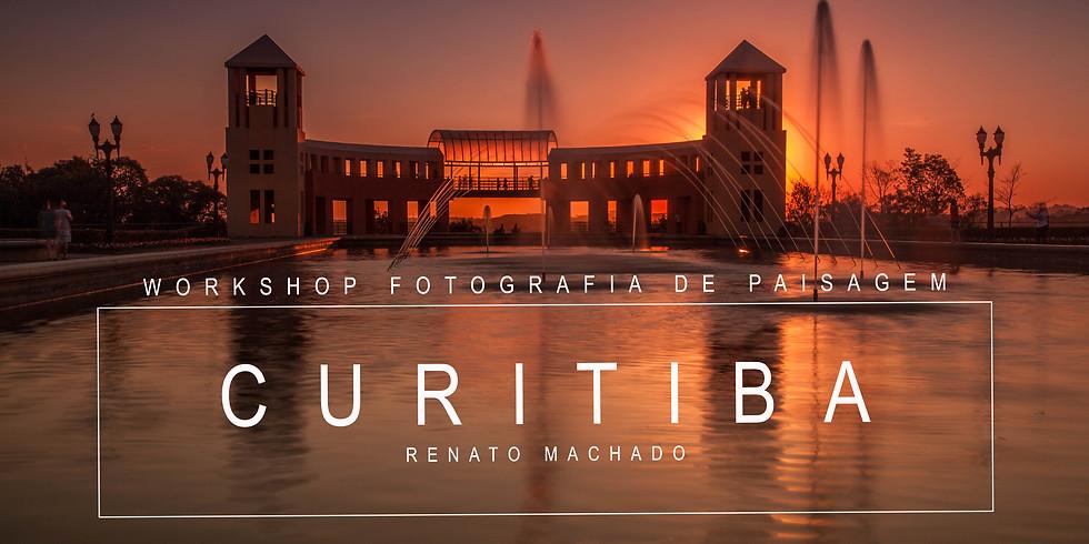 CURITIBA WORKSHOP FOTOGRAFIA DE PAISAGEM