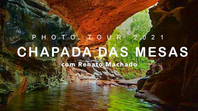 CHAPADA DAS MESAS PHOTOTOUR - Junho / 2021