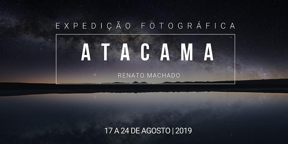 ATACAMA EXPEDIÇÃO FOTOGRÁFICA