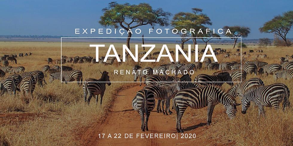 TANZÂNIA EXPEDIÇÃO FOTOGRÁFICA 2020