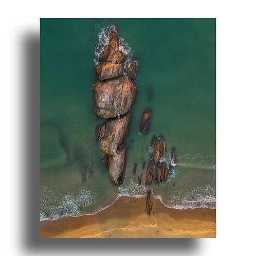 Impressão Fine Art  ( Cod. DJI_1652 ) Ilhota