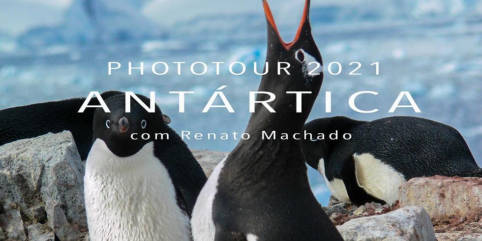 ANTÁRTICA PHOTOTOUR  Novembro / 2021
