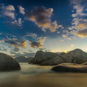 South coast of Brazil