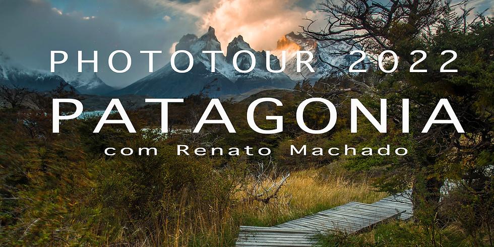 PATAGONIA   PHOTOTOUR  - Abril / 2022