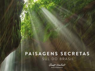 Livro: Paisagens Secretas