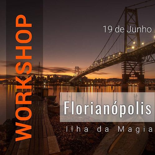 Workshop Fotografia - Florianópolis