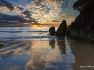 Praia de Cabeçudas e Atalaia - Itajaí / SC