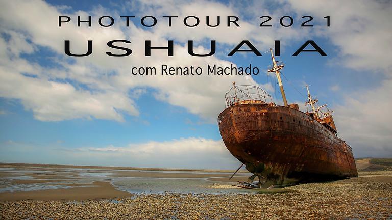 USHUAIA PHOTOTOUR - Outubro / 2021