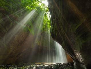 A magia na Cachoeira das Andorinhas