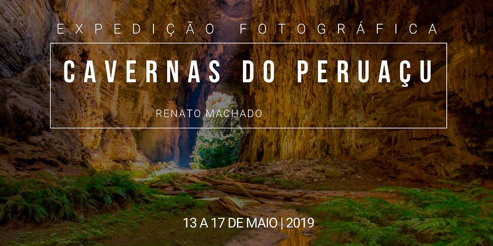 EXPEDIÇÃO FOTOGRÁFICA CAVERNAS DO PERUAÇU