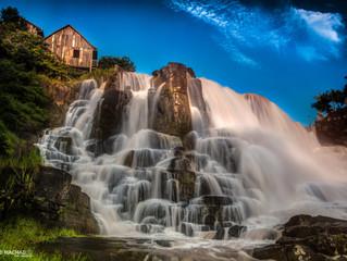 O verdadeiro paraíso das cachoeiras