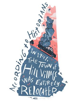 Hill Village, New Hampshire