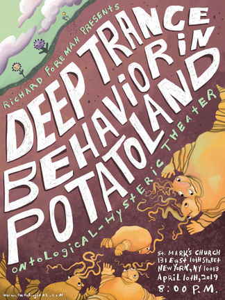 Deep Trance Behavior in Potatoland