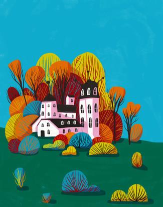 The Fairy Home