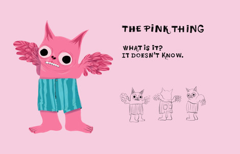 The Pink Think