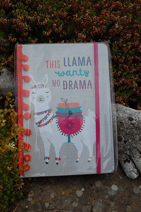 Llama Drama Journal