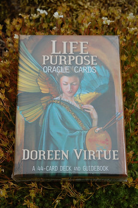 Life Purpose Oracle Cards.