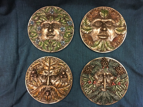Seasons of the Green Man