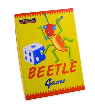 Traditional Beetle Game