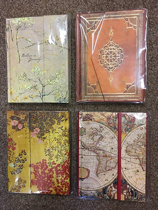 Fold over journals