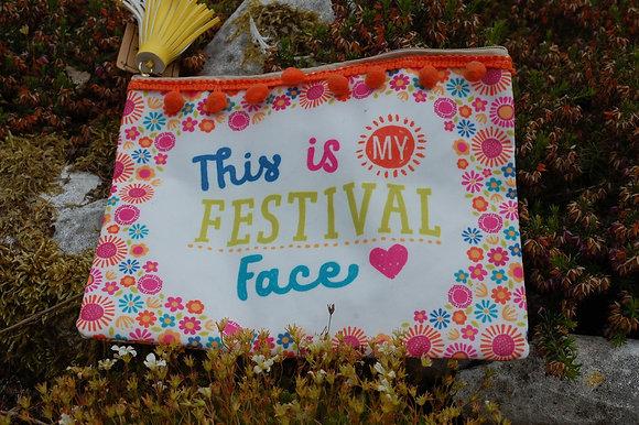 Festival Toiletry Bag