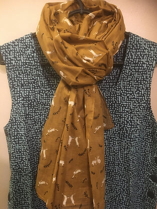 Hare Scarf