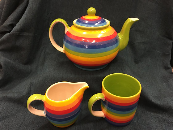 Rainbow kitchen Ware.