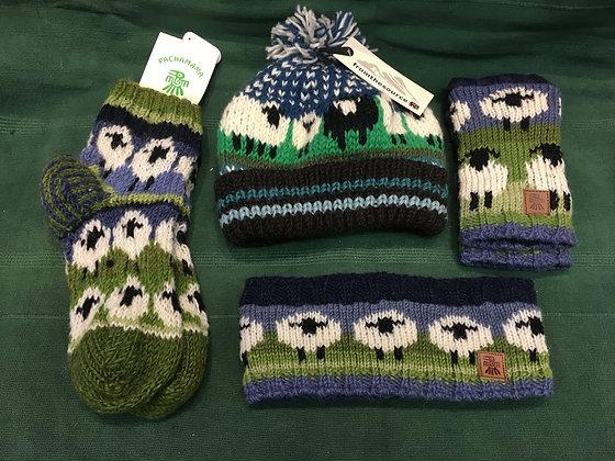 Sheep Woollen accessories
