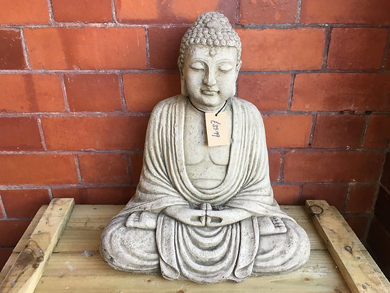 Meditation Buddhe