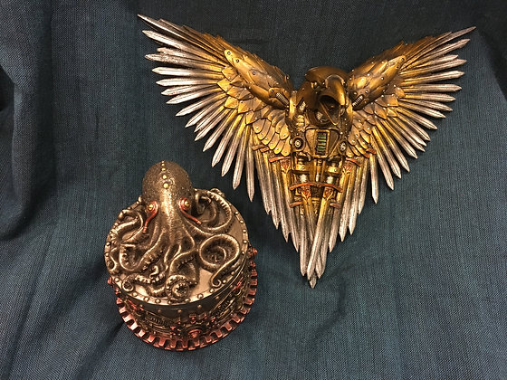 Blade Raven & Octobox