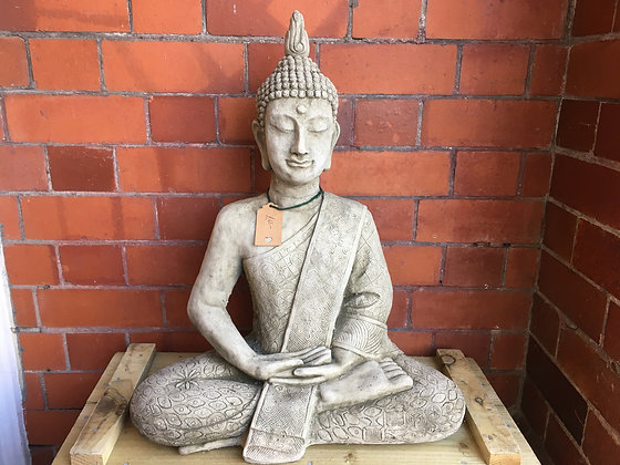 Thai Meditation Buddhe