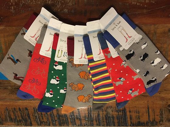 Size 7-11 bamboo Socks