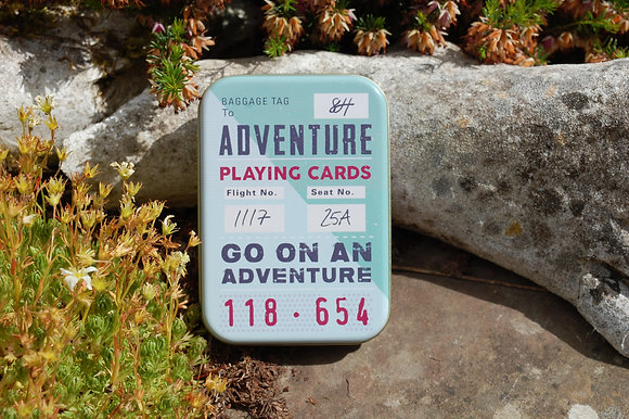 Adventure Playing Cards