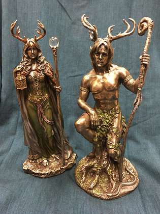 Herne & Keeper of the Forest