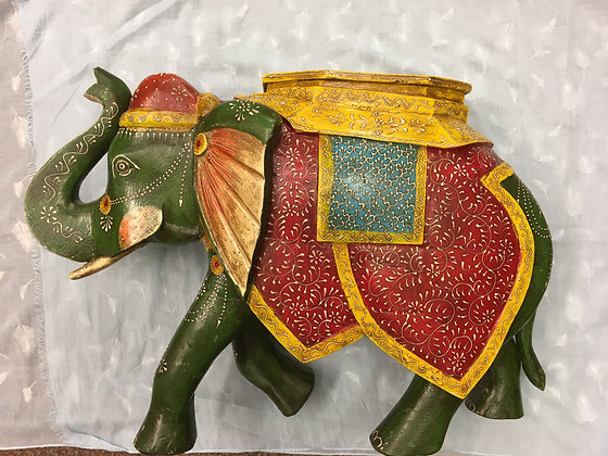 Hand painted Elephant