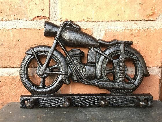 Motorbike hooks