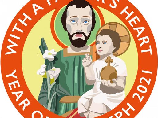 """""""Year of St Joseph"""" - 2021"""