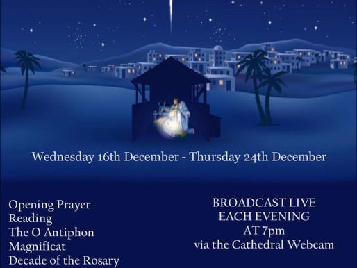 Nine Bells to Bethlehem