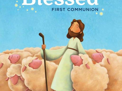 Blessed First Communion Workbook