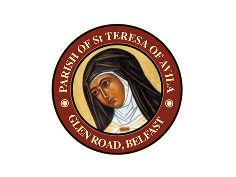 The St Teresa's Parish Bulletin for Sunday, 3rd October 2021